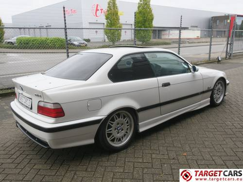 1994 BMW M3 E36 Coupe 3.0L 286HP LHD WHITE For Sale (picture 3 of 6)