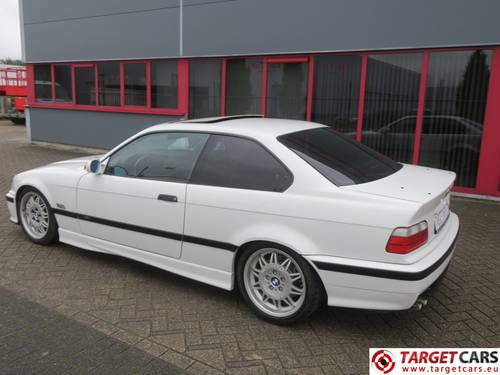 1994 BMW M3 E36 Coupe 3.0L 286HP LHD WHITE For Sale (picture 4 of 6)