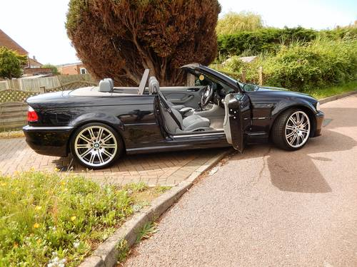 2003 Ultimate M3 convertible -- proven 550BHP supercharged  SOLD (picture 6 of 6)