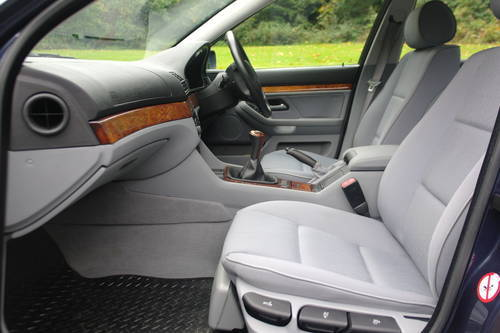 BMW E39.. 525i SE.. 46,500 MILES! FSH..EXCELLENT THROUGHOUT SOLD (picture 3 of 6)