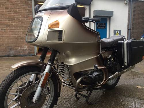 1979 BMW R65, with colour matched RS fairing. SOLD (picture 4 of 6)