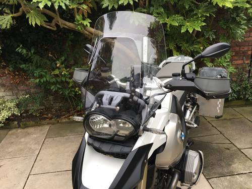 2009 BMW R1200GS, FBMWSH, High Spec SOLD (picture 5 of 6)