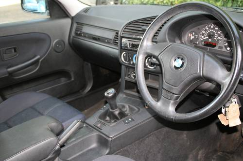 1997 E36 316I COUPE - 2 OWNERS - 40K MILES SOLD (picture 4 of 6)