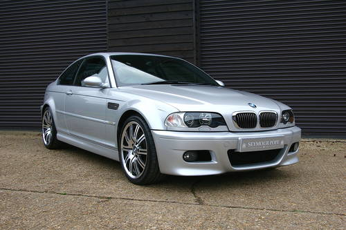2003 BMW E46 M3 3.2 6 Speed Manual Coupe (33,841 miles) SOLD (picture 2 of 6)