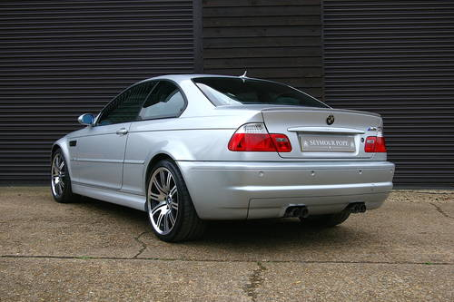 2003 BMW E46 M3 3.2 6 Speed Manual Coupe (33,841 miles) SOLD (picture 3 of 6)