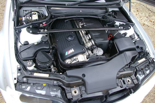2003 BMW E46 M3 3.2 6 Speed Manual Coupe (33,841 miles) SOLD (picture 6 of 6)