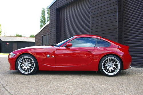 2006 BMW Z4M 3.2 2dr Coupe 6 Speed Manual (50,423 miles) SOLD (picture 1 of 6)
