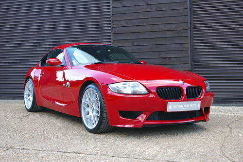 2006 BMW Z4M 3.2 2dr Coupe 6 Speed Manual (50,423 miles) SOLD (picture 2 of 6)