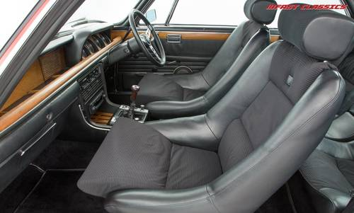 1973 BMW 3.0 CSL // Superb Service Records SOLD (picture 4 of 6)