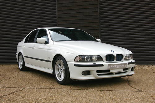 2002 BMW E39 530i Sport Saloon Automatic (41,652 miles) SOLD (picture 2 of 6)