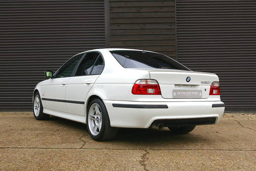 2002 BMW E39 530i Sport Saloon Automatic (41,652 miles) SOLD (picture 3 of 6)