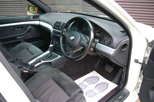 2002 BMW E39 530i Sport Saloon Automatic (41,652 miles) SOLD (picture 4 of 6)