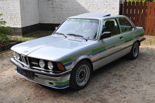 BMW 323i Alpina (1982) For Sale (picture 1 of 6)