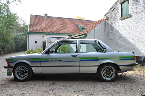BMW 323i Alpina (1982) For Sale (picture 2 of 6)