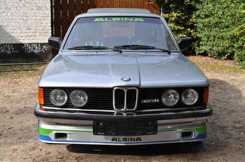 BMW 323i Alpina (1982) For Sale (picture 3 of 6)