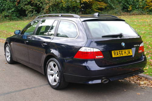 BMW 520d SE TOURING (E61).. 6-SPEED.. NICE SPEC.. F/BMW/S/H SOLD (picture 5 of 6)