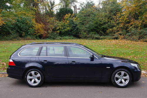 BMW 520d SE TOURING (E61).. 6-SPEED.. NICE SPEC.. F/BMW/S/H SOLD (picture 6 of 6)