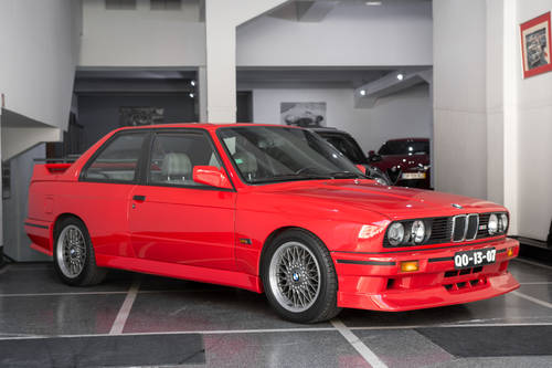 1988 BMW 3 Series E30 M3 Evolution II #400/500 For Sale (picture 1 of 6)