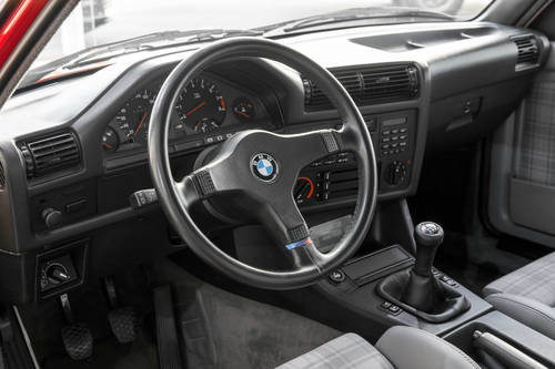 1988 BMW 3 Series E30 M3 Evolution II #400/500 For Sale (picture 4 of 6)