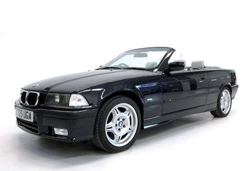 1999 BMW 328i Sport Convertible SOLD (picture 1 of 6)