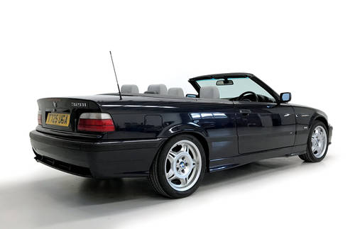 1999 BMW 328i Sport Convertible SOLD (picture 2 of 6)