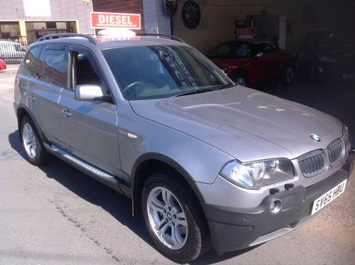 2005 Bmw X3 2 0 D Sport For Sale Car And Classic