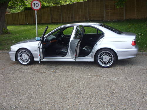 2002  Alpina   B10  ## Shadow Line  ## Manual ##  For Sale (picture 1 of 6)