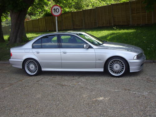 2002  Alpina   B10  ## Shadow Line  ## Manual ##  For Sale (picture 2 of 6)