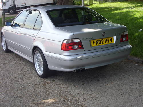 2002  Alpina   B10  ## Shadow Line  ## Manual ##  For Sale (picture 4 of 6)