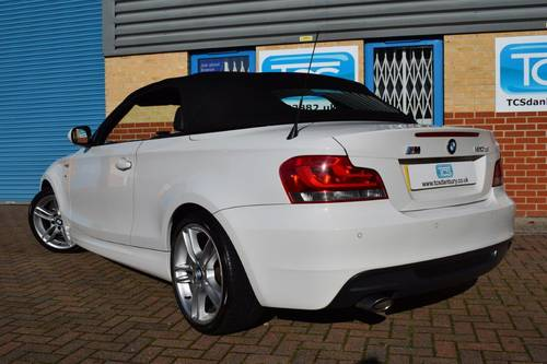 2011 BMW 120d M Sport Convertible Automaatic SOLD (picture 2 of 6)