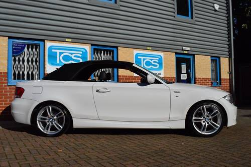 2011 BMW 120d M Sport Convertible Automaatic SOLD (picture 3 of 6)