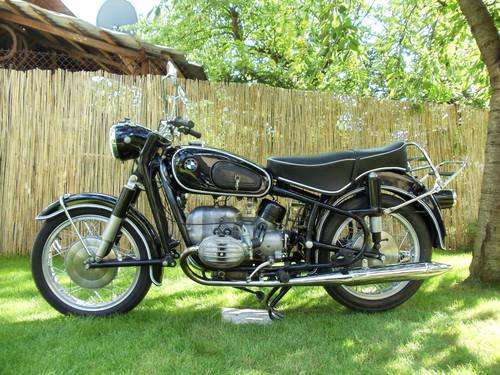 1958 BMW R50 SOLD (picture 1 of 6)