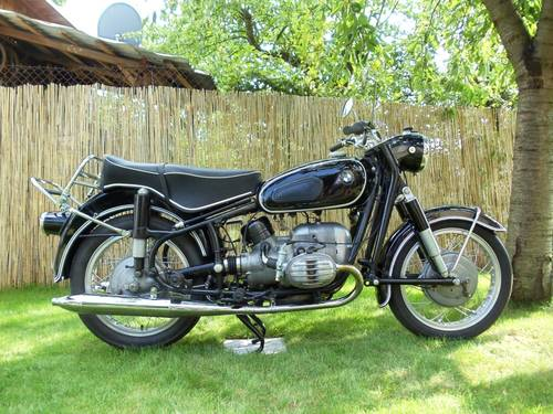 1958 BMW R50 SOLD (picture 2 of 6)