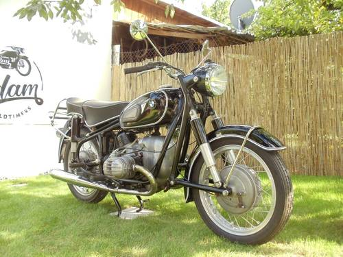 1958 BMW R50 SOLD (picture 4 of 6)
