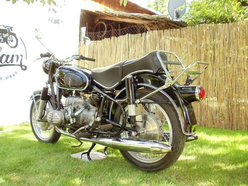 1958 BMW R50 SOLD (picture 5 of 6)