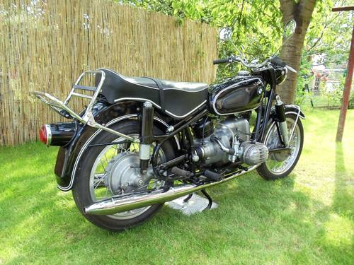 1958 BMW R50 SOLD (picture 6 of 6)