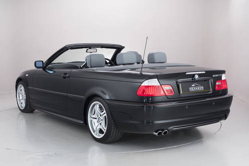 2004 BMW 330Ci Auto M Sport Convertible Low Miles  SOLD (picture 2 of 6)