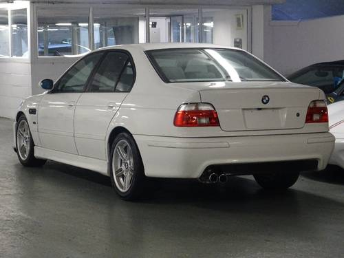 1998 BMW 5 Series 540i V8 M SPORT Auto RHD FRESH IMPORT 4dr  For Sale (picture 3 of 6)