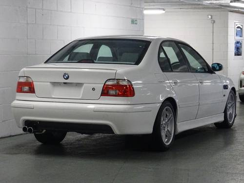 1998 BMW 5 Series 540i V8 M SPORT Auto RHD FRESH IMPORT 4dr  For Sale (picture 4 of 6)