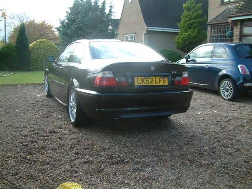 2002 For Sale, BMW E46 330ci Sport Auto For Sale (picture 2 of 6)
