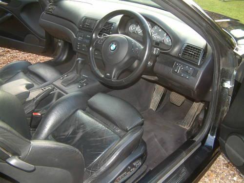 2002 For Sale, BMW E46 330ci Sport Auto For Sale (picture 3 of 6)