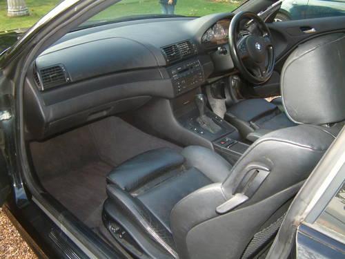 2002 For Sale, BMW E46 330ci Sport Auto For Sale (picture 4 of 6)