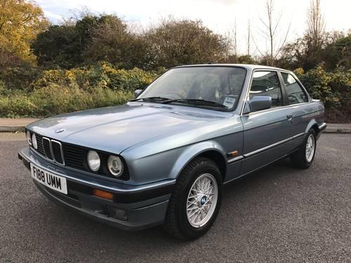 1988 Bmw 320i 2