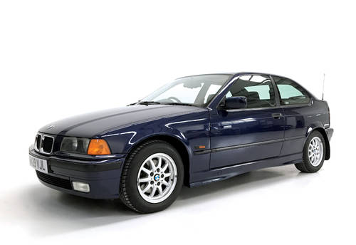 1994 BMW 318 ti Compact with just 31,800 miles SOLD (picture 1 of 6)