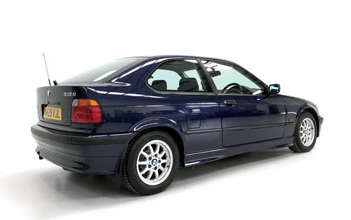 1994 BMW 318 ti Compact with just 31,800 miles SOLD (picture 2 of 6)