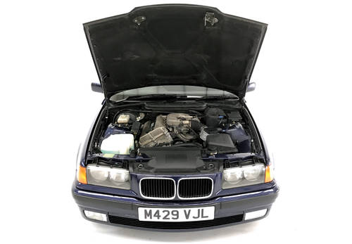 1994 BMW 318 ti Compact with just 31,800 miles SOLD (picture 3 of 6)