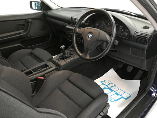 1994 BMW 318 ti Compact with just 31,800 miles SOLD (picture 5 of 6)