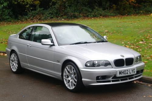 BMW E46.. 318 Ci COUPE..LEATHER + EXTRAS..18 SOLD (picture 2 of 6)