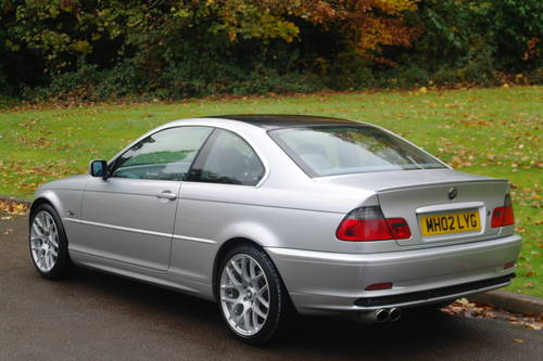 BMW E46.. 318 Ci COUPE..LEATHER + EXTRAS..18 SOLD (picture 5 of 6)