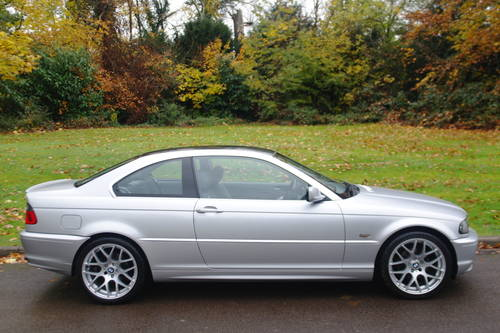 BMW E46.. 318 Ci COUPE..LEATHER + EXTRAS..18 SOLD (picture 6 of 6)